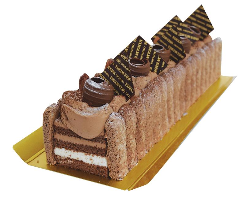 トラントケーキ(ショコラ)¥2,300(本体価格)
