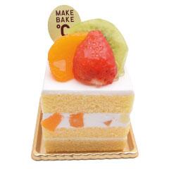 フルーツのショートケーキ¥360(本体価格)