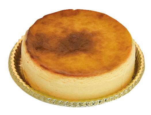焼きチーズケーキ 15cm¥2,100(本体価格)