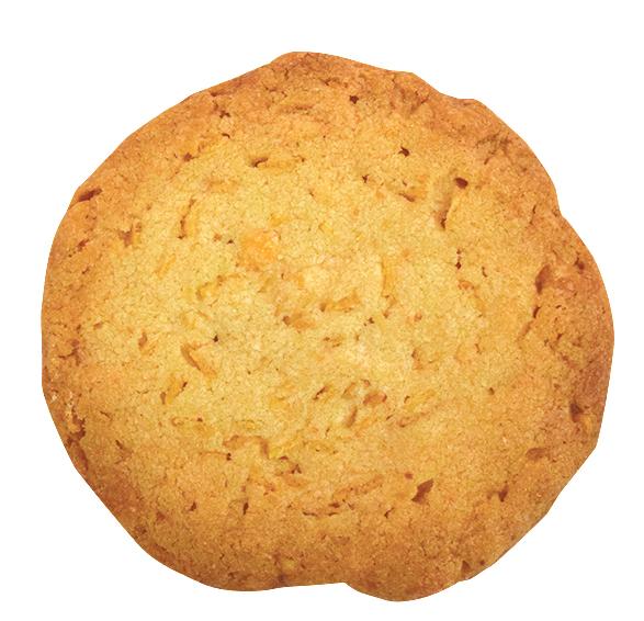 メープルとフレークのクッキー¥110(本体価格)