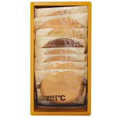 クッキーGIFT8枚入¥1,100(本体価格)