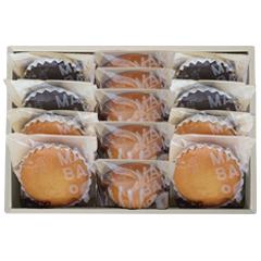 バターケーキのGIFT13個入¥2,500(本体価格)