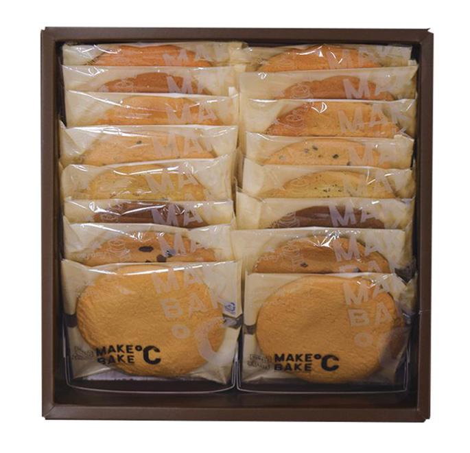 クッキーGIFT16枚入¥2,000(本体価格)