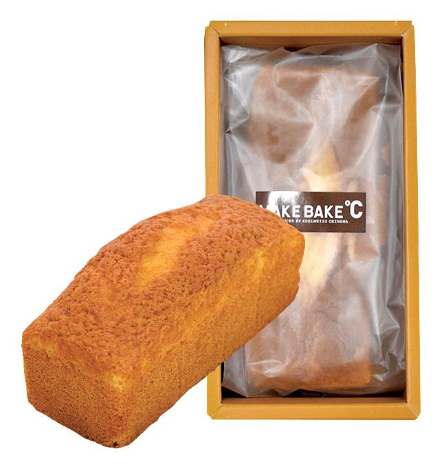 バニラのパウンドケーキ¥1,250(本体価格)