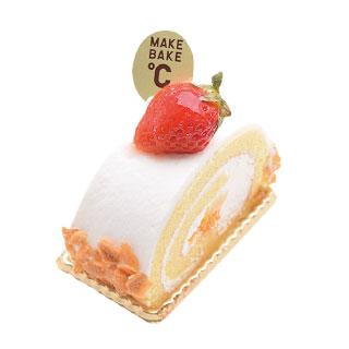 フルーツのロールケーキ¥380(本体価格)