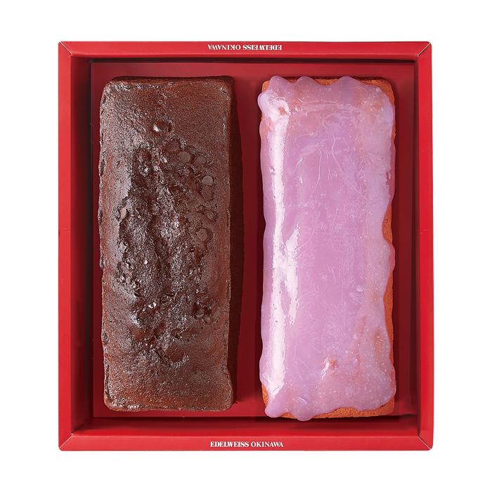 パウンドケーキ2本セット ¥3,564(税込価格)