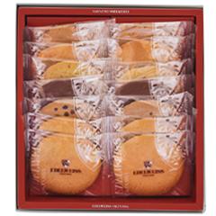 クッキーギフト14枚入¥2,200(本体価格)