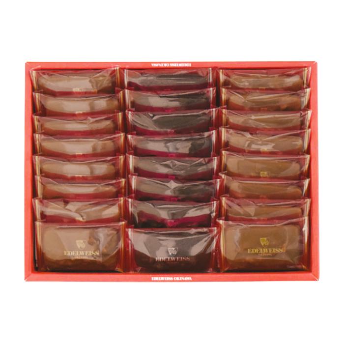 ショコラ・マカダミアサブレ(アソート)24枚入¥3,400(本体価格)
